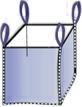 F.I.B.C. Bulk Bag 4 Panel