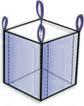 F.I.B.C. Bulk Bag Open Top