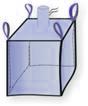 F.I.B.C. Bulk Bag Spout Fill